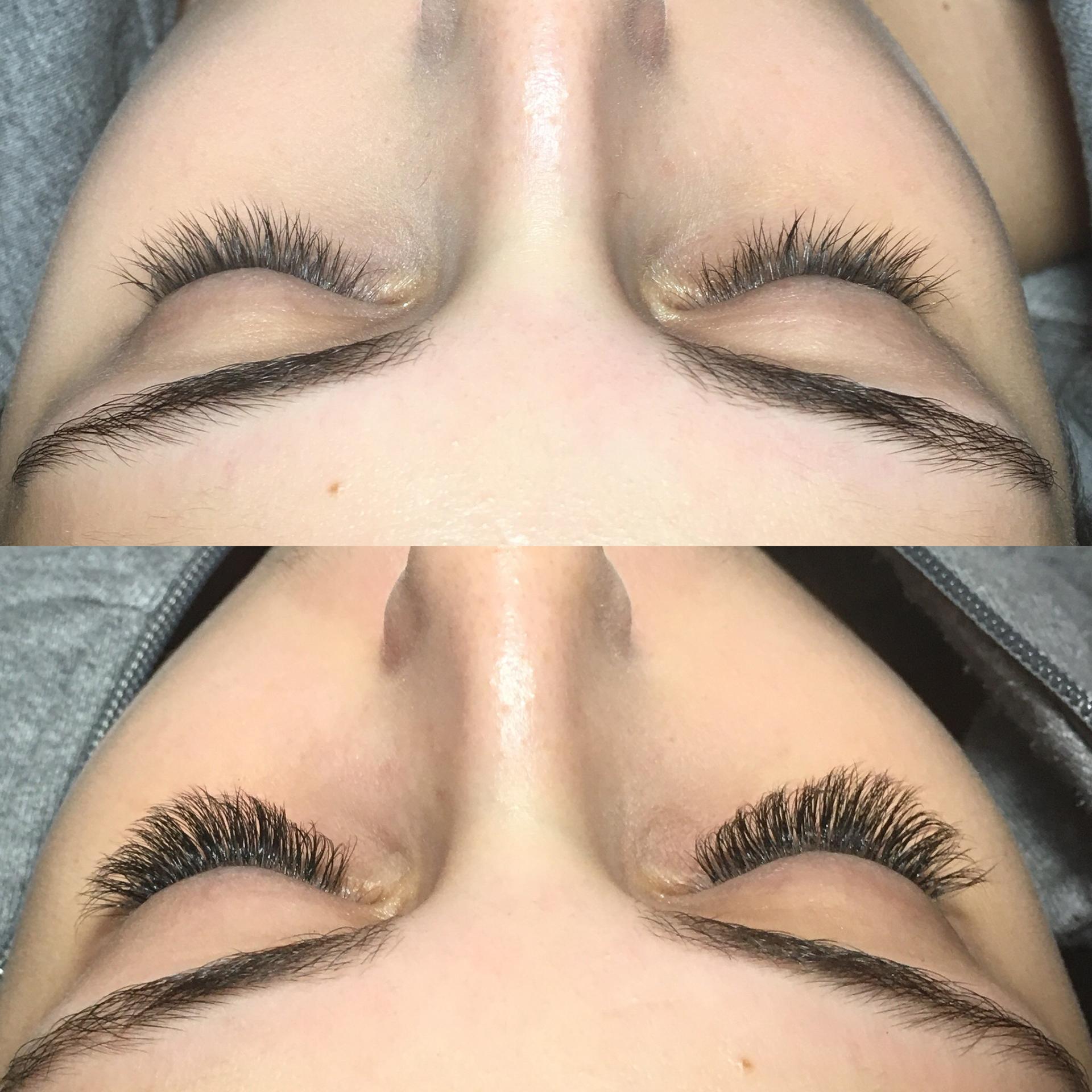 Silvia Salon And Spa Eyelash Extensions