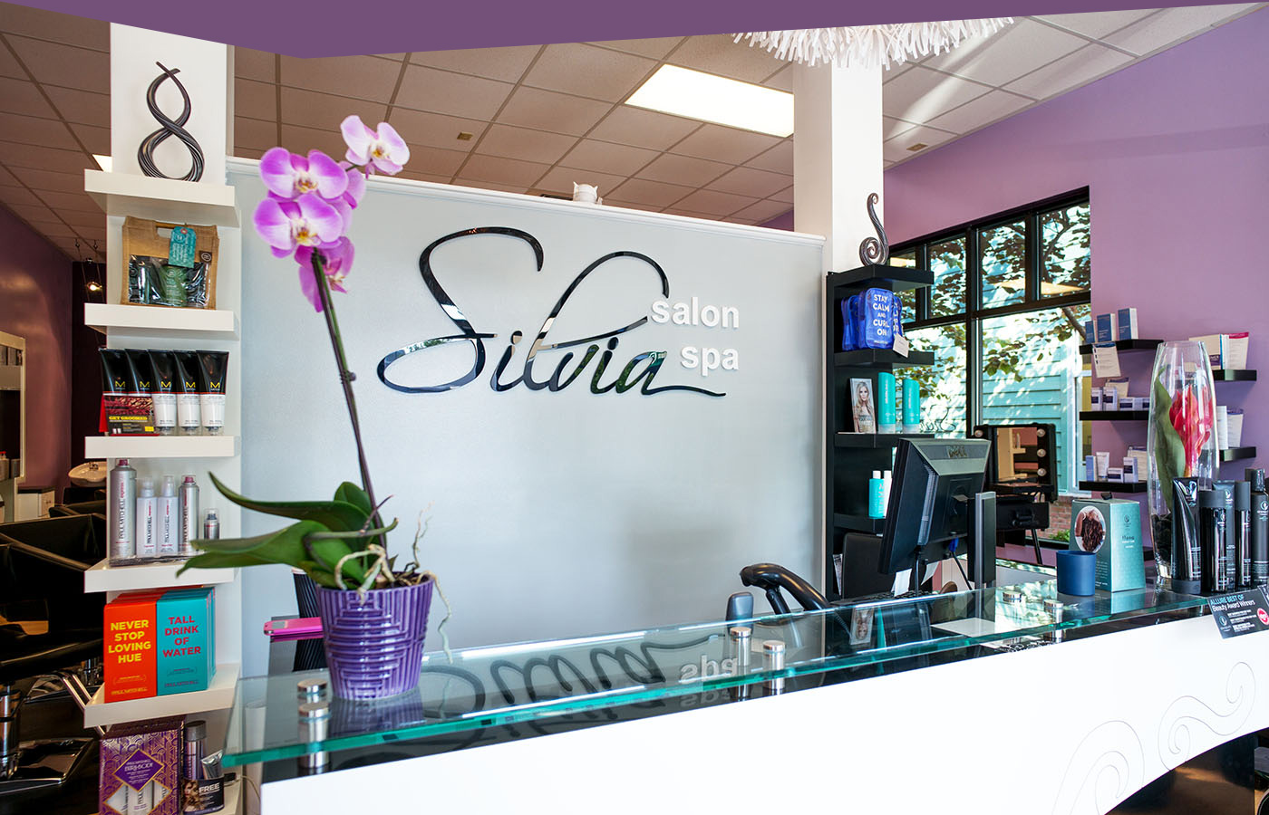 SILVIA SALON AND SPA